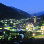 Val di Sole by night